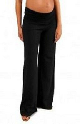MATERNITY SOFT JERSEY PANTS 8-24    made in Australia NWT