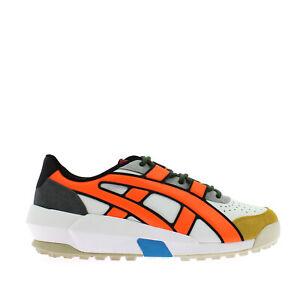 Onitsuka-Tiger-Big-Logo-Trainer-Sneaker-Uomo-1183A419-100-White-Shocking-Orange