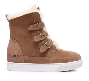 f621497a196 Details about Ever Ugg Australia - Evelyn - chestnut - EUR 38 - STOCK  CLEARANCE