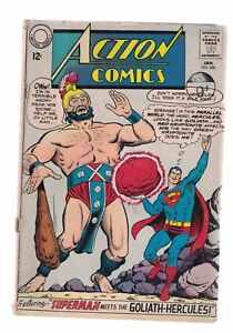DC Comics Action comics no 308 January 1964 12c USA
