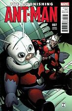 ASTONISHING ANT-MAN #7 BRIGMAN CLASSIC 1:15 INCENTIVE VARIANT COVER