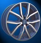 Rondell 02RZ 8 X 17 5 X 100 35 metallic blau matt poliert