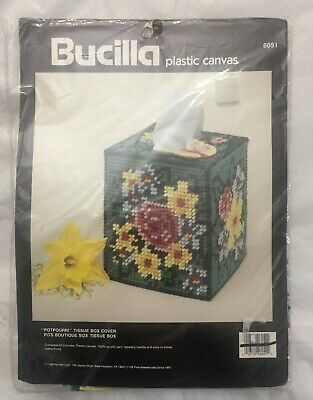Bucilla Rocking Horse Doorstep Plastic Canvas Kit #5988 9x13 Sealed NEW
