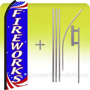 Swooper Flag KIT Feather Banner Sign 15/' FLUTTER Style kb CASH FOR GOLD