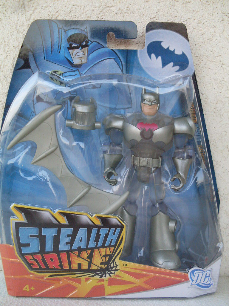 Batman eroe spaziale space stealth strike personaggi action figures figures figures snap V8393 9324cd