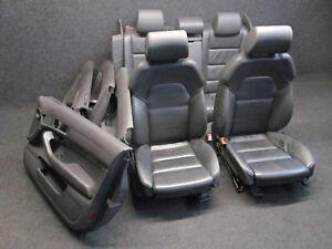S-Line-Lederausstattung-Audi-A6-4F-Avant-LEDER-Sportsitz-Ausstattung-SOUL