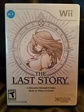 The Last Story (Nintendo Wii, 2010) Game, manual, case