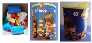 Costruzioni Plastic City Italocremona serie Bi-Bloc (Bimbo-Bloc) numero 47