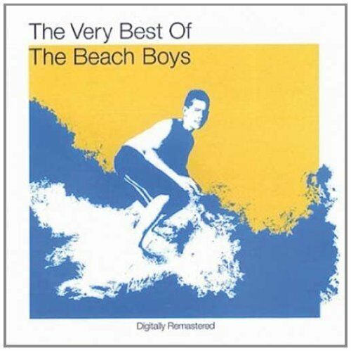 1 of 1 - The Beach Boys - The Very Best Of The Beach Boys - The Beach Boys CD S9VG The