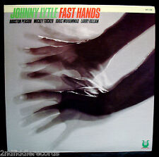 JOHNNY LYTLE • FAST HANDS • NEAR MINT VINYL JAZZ ALBUM • MUSE #MR 5185