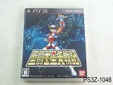Saint Seiya Senki Japanese Import Playstation 3 PS3 Japan JP Saiya US Seller A