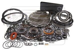 6t75 transmission rebuild