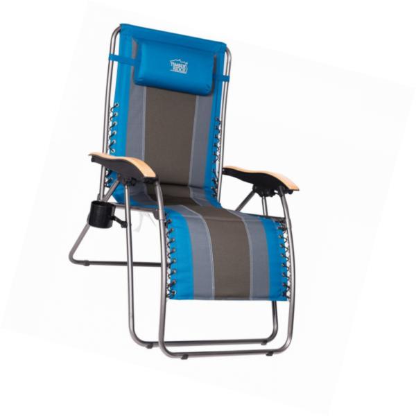 Timber Ridge Zero Gravity Patio Lounger Chair Oversize Xl
