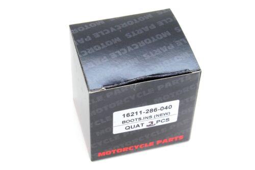 Intake Manifold Insulator Carburetor Carb Boot Boots CB 350 K G CB350K #J128 A