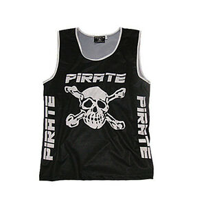 Pirate Cool black shirt, skull, tête de mort, pirate, pirates 							 							</span>