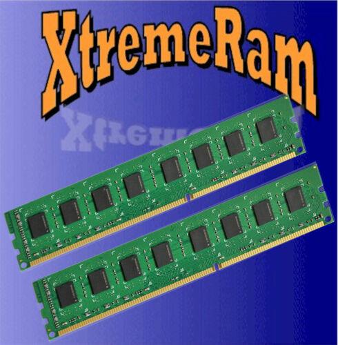 8GB DDR3 PC3-8500 1066 MHz LOW DENSITY Desktop Memory 2x 4GB for Intel /& AMD RAM