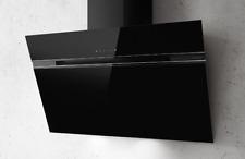 Elica stripe wandesse dunsthaube schwarz cm ebay