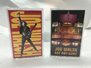 MUSIC-Cassettes-Joe-Walsh-Ordinary-Average-Guy-Got-Any-Gum-Tested