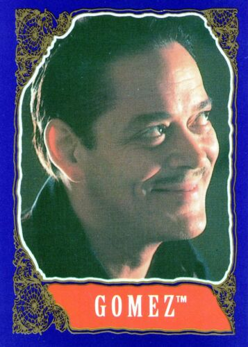 The Addams Family    Individual Trading Cards