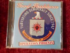 GOOD RIDDANCE - OPERATION PHOENIX. CD