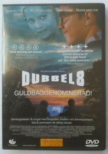 Dubbel-8 (2000) AKA Swedish Beauty Region 2 DVD Swedish w/ Subs