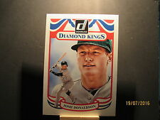 2014 Donruss Diamond King Box Toppers #15 Josh Donaldson