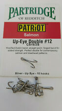 TIEMCO TMC 707DS FLY TYING DOUBLE UP EYE FLY TYING HOOKS SIZE 10-25 PER PACK!