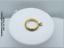 thumbnail 6 - 14K GOLD & .30 ct. DIAMOND WOVEN WEDDING BAND * RARE ESTATE PIECE * BEST OFFER
