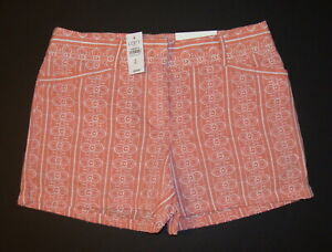 NWT-Women-039-s-Loft-4-034-Shorts-Size-2-4-6-8-10-12