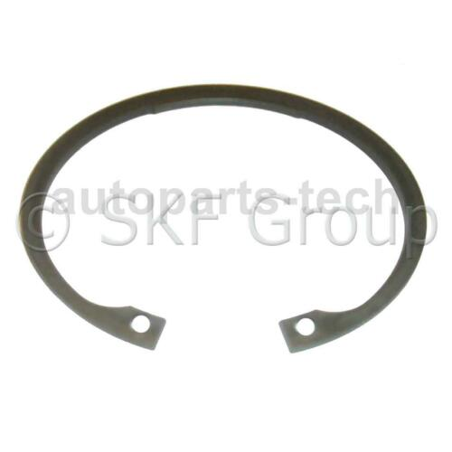 4x SKF Front Rear Wheel Bearing Retaining Ring For Audi TT Quattro 2000~2006