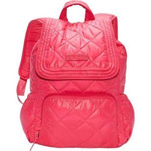 Backpack Puffy Nwt Vera Fuchsia Bradley cS435ARjqL
