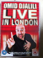 Omid Djalili - Live In London ~ Hilarious 2009 Stand Up Comedy Concert | UK DVD
