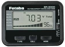 NEW Futaba BR3000 Battery Checker BR-3000