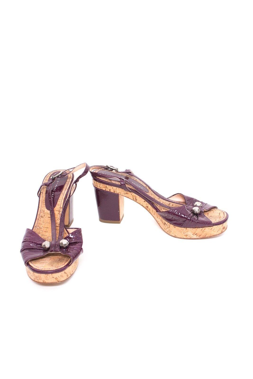 Marc by Marc Jacobs Jacobs Jacobs sandalias Talla EU 38 zapatos señora zapatos de salón óptica  minorista de fitness