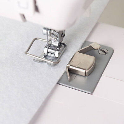 Metal Magnetic Seam Guide Domestic & Industrial Sewing Machine Foot