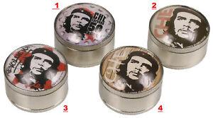 Champ Grinder Che Guevara / Metal / Ø 53 MM/4 Motifs