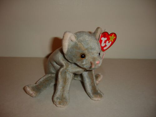 75159fa3e32 Brilliant Condition Original Ty Beanie Baby Scat The Cat ...