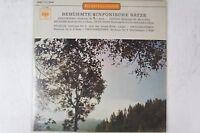 Beethoven Haydn Brahms Schubert Dvorak ua Berühmte sinfonische Sätze CBS LP3