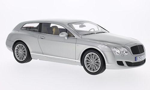 Bentley Continental Volar Bos 2010 argento Estrella edición limitada de 1000 1 18 hallazgo raro    nuevo