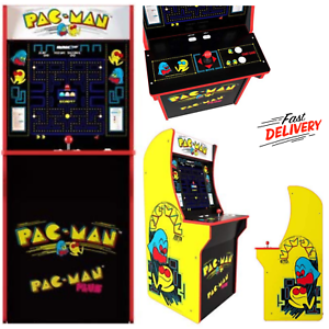 Details about Pacman Classic Home With Authentic Arcade Controls 4Ft Or 48