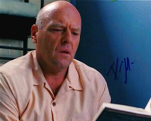 DEAN-NORRIS-SIGNED-8X10-PHOTO-AUTHENTIC-AUTOGRAPH-BREAKING-BAD-HANK-UNDER-DOME-B