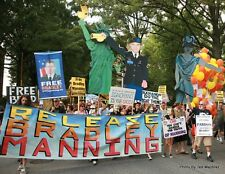 Photo Wall Calendar 2014 Free Bradley Manning Actions