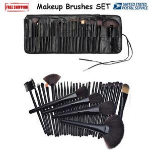 24PCS  Makeup Brushes Kit Set Powder Foundation Eyeshadow Eyeliner Lip Brush SET