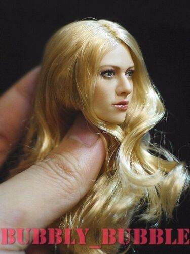 1//6 KIMI Toys KT004 Amanda Seyfried Head Sculpt For Phicen Hot Toy SHIP FROM USA
