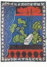 """Makette für /""""Weihnachten/"""" Henri Matisse Kunstkarte"""