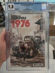 AMERICAN-VAMPIRE-1976-1-CGC-9-8-Graded-DC-Comics-NGUYEN-VAR