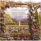 Samuel Coleridge-Taylor - Coleridge-Taylor: Piano Quintet; Clarinet Quintet (2007)