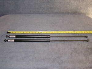 2ea-RV-Trailer-28-150-Nitro-Prop-Door-Hatch-Gas-Spring-Arm-Strut-Push-Rod-28in
