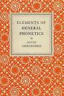 Elements of General Phonetics by David Abercrombie (Paperback, 1990)