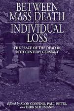Tra la morte di massa e la perdita di singoli: il luogo dei morti nel ventesimo-CENT